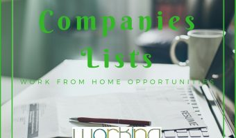 Article: 10 of the Best Companies for Working From Home