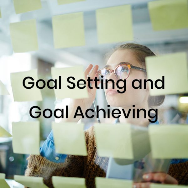 Goal Setting and Goal Achieving Support Group