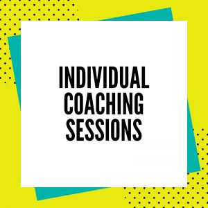 Individual Coaching Sessions