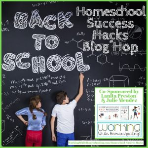 Homeschool Success Hacks: Back to School